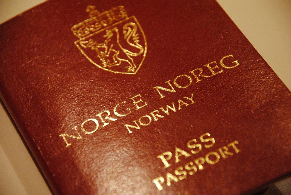 Транспортная виза в Норвегию